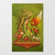 Pure Imagination II Canvas Print