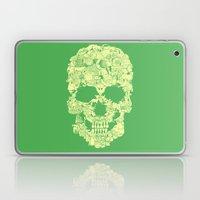 Clip Art Skull Laptop & iPad Skin