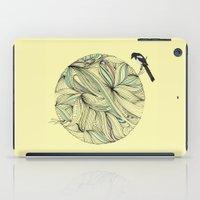Magpie iPad Case