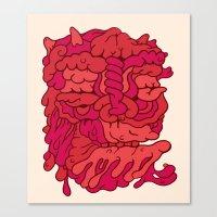 Head No.173 Canvas Print