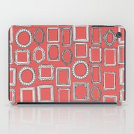 Picture Frames Coral iPad Case