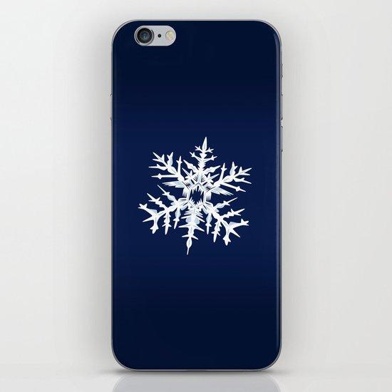Evil Snow iPhone & iPod Skin