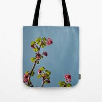 Ribes Plant Tote Bag