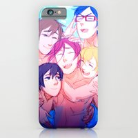 iPhone & iPod Case featuring Make Us Free by Blue