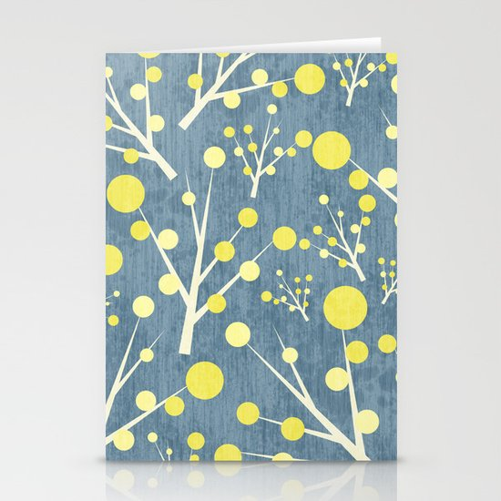 Classical Spring 2 Stationery Card