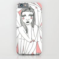 iPhone & iPod Case featuring No Legs To Stand On by Emilia Olsen