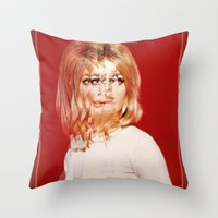 Another Portrait Disaster · S3 Throw Pillow