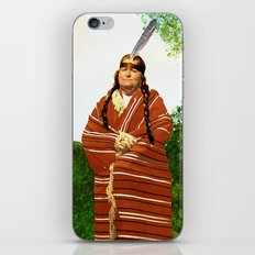 Chickasaw iPhone & iPod Skin