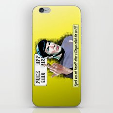 Spock.... iPhone & iPod Skin