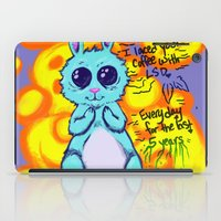 Evil Little Bunny iPad Case