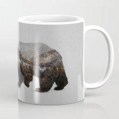 The Kodiak Brown Bear Mug