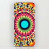 Colourful Fantasy Patter… iPhone & iPod Skin