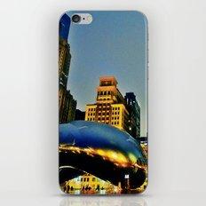 Chicago Bean iPhone & iPod Skin