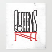 Queens NY Canvas Print