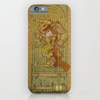 iPhone & iPod Case featuring Ionic Asterion by Chris Kawagiwa