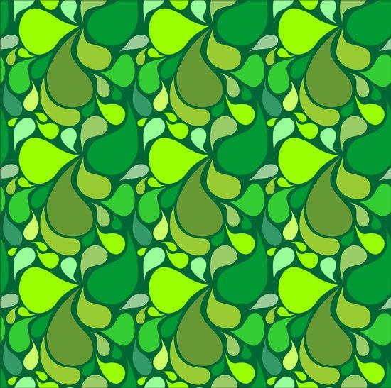 Foliage Doodles Art Print
