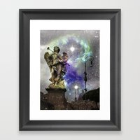 Roma II Framed Art Print