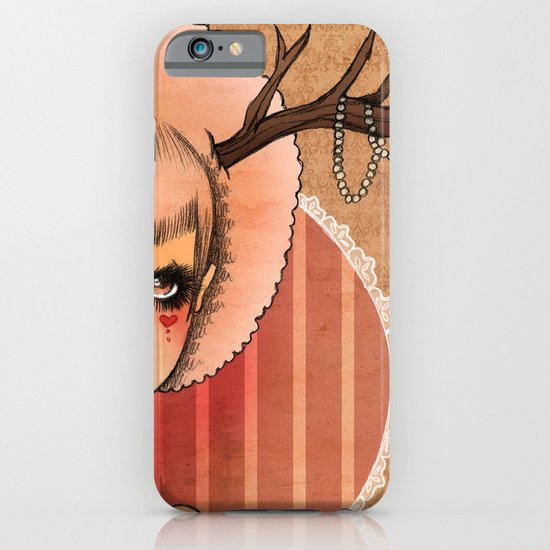 Wicked Pearls iPhone & iPod Case
