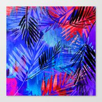 Cool Breeze Canvas Print