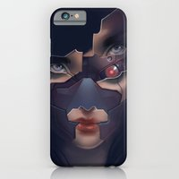 Under Her Skin III iPhone 6 Slim Case