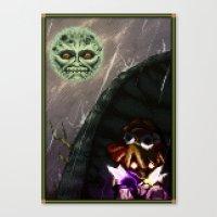 Pixel Art Series 19 : 3 … Canvas Print