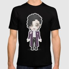Prince SMALL Black Mens Fitted Tee