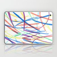 Happy Chaos Laptop & iPad Skin