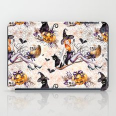 Halloween Witch #2 iPad Case