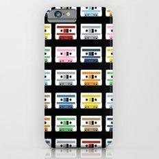 Rainbow Tapes Slim Case iPhone 6s