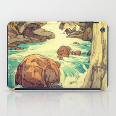 The Walk to Hokodoyama iPad Case