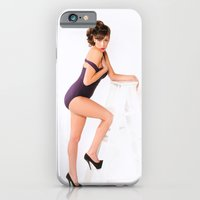 Pin-Up Girl iPhone 6 Slim Case