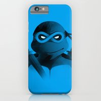 iPhone & iPod Case featuring Leonardo Forever by Ian Wilding