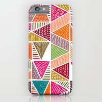 iPhone & iPod Case featuring Roof Colorful by Shakkedbaram