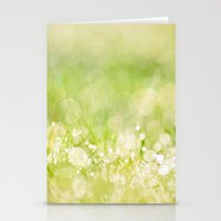 Morning Dew No.2 Stationery Cards