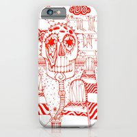 iPhone & iPod Case featuring Dead Head by SmokeSayer