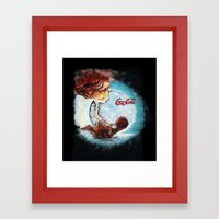 fetus Framed Art Print