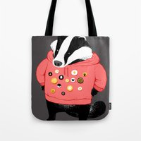 Badgest Tote Bag