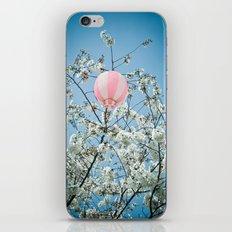 Cherry Bloosom Time iPhone & iPod Skin