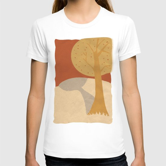 Trees 2 T-shirt