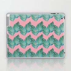 Watercolor Leaves Laptop & iPad Skin