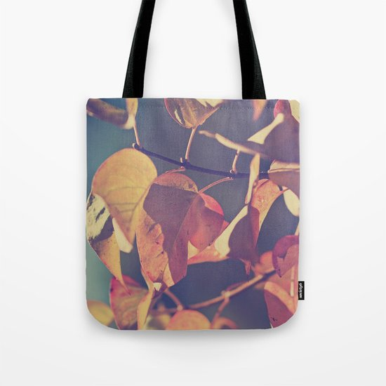 Color of the Leaves Tote Bag