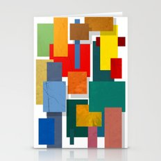 Abstract #338 Stationery Cards