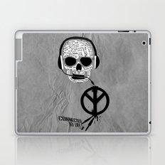Love' skull -  a collaboration between Sam Guilhen and Gwenola de Muralt - Laptop & iPad Skin