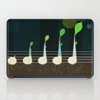 Music Seeds iPad Case