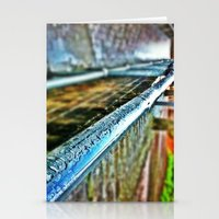 Slippery Pole Stationery Cards
