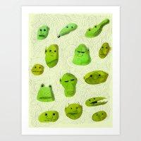 Goblin! Art Print
