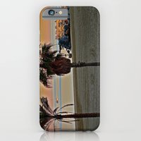 Barcelona Beach iPhone 6 Slim Case