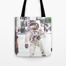Zebra Crossing Tote Bag