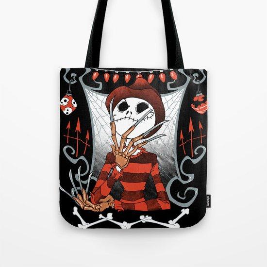 Nightmare King Tote Bag