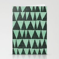 Analogous Shapes. Stationery Cards